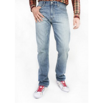 Pánské jeans Levi's® model 513 Slim Fit Straight Jeans