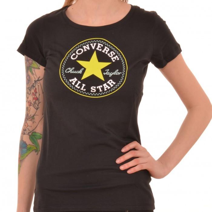 Dámské tričko Converse Chuck Taylor model 06930C-001 - Prima móda 123af47d01