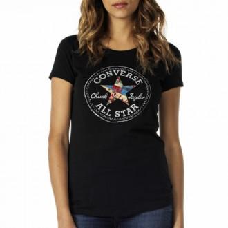 Dámské tričko Converse Chuck Taylor 08287C-001 - Prima móda 9d7b78196b
