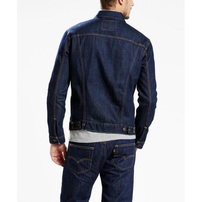 Levi´s pánská džínová bunda 72334-0134 The Trucker Jacket