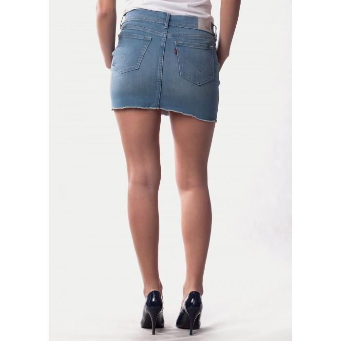 Levis dámská džínová sukně model 32574-0007 Authentic Mini - Prima móda 306beba1a2