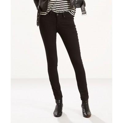 Levi´s dámské jeans 711 SKINNY Black Sheep