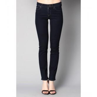 Dámské jeans 712 Levis 18884-0025 model Slim Straight Lone Wolf
