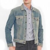 Levi´s Pánská džínová bunda 72333-0082 The Trucker Jacket