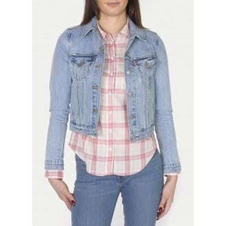 Levi´s dámská džínová bunda 70270-0151 AuthenticTrucker