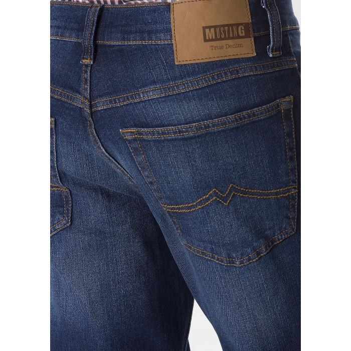 9d2e4ebfde52 Mustang Oklahoma pánské jeans 9111-5682-086 - Prima móda