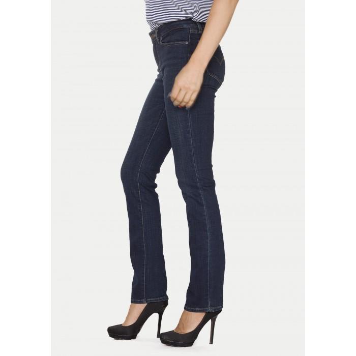 Levi´s dámské jeans 714 Straight Riptide - Prima móda 0eb7c267e4