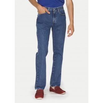 Levi´s pánské jeans 514 Straight Stonewash