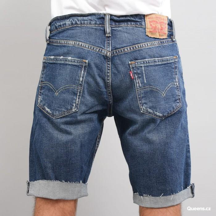 Levi s ® 511 Slim - pánské džínové kraťasy - Prima móda 68a08a9d22