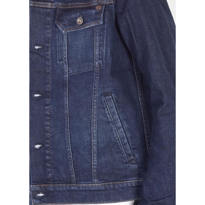 Mustang pánská jeans bunda New York Jacket - Prima móda 639906f0e56