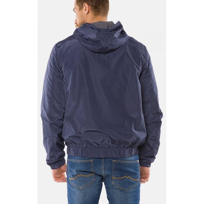 MUSTANG pánská jarní bunda 3329-6697-560 Hooded Blouson - Prima móda 47ea858aa0a
