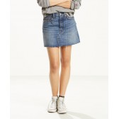 Levi´s dámská jeans sukně DECONSTRUCTED SKIRT War Torn Blues
