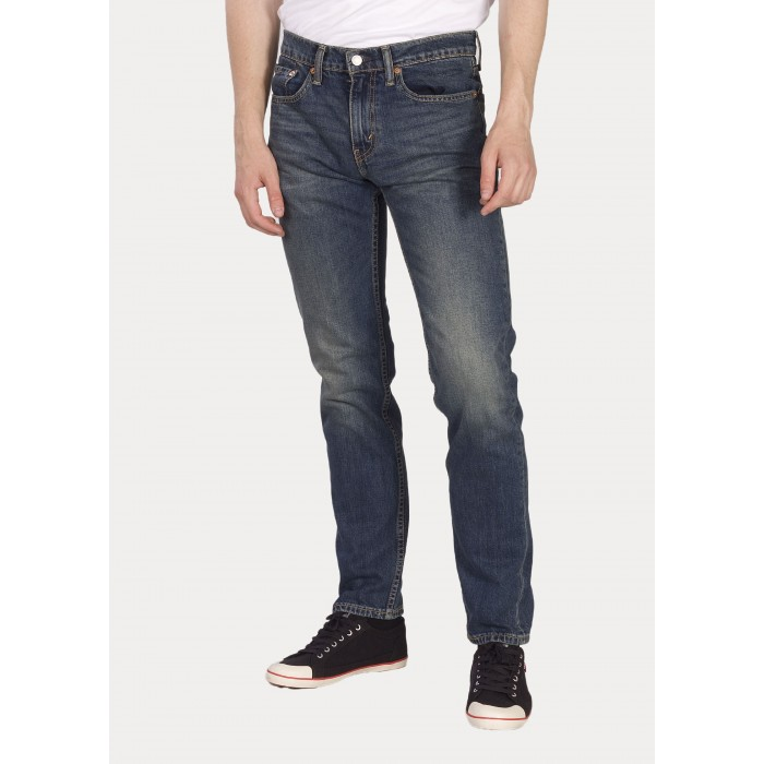 Levi´s pánské jeans 511 Slim Fit 04511-2380 Green Jelly