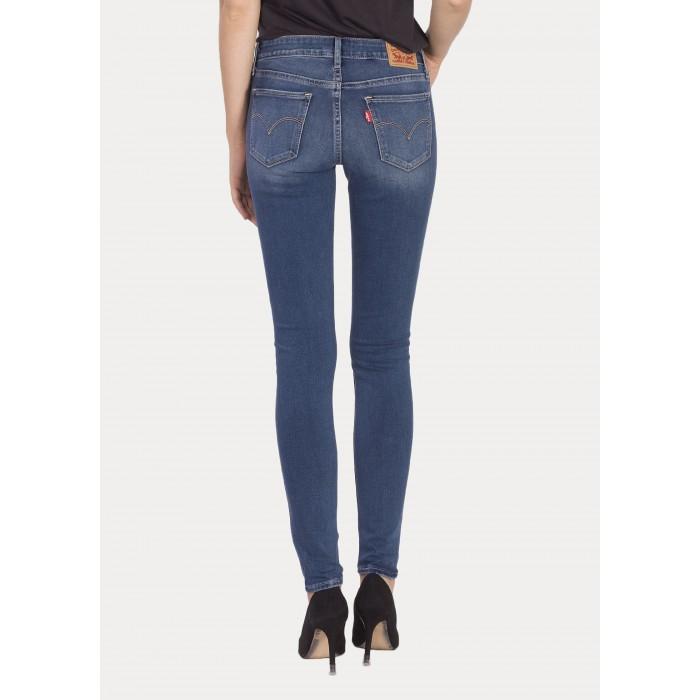 Levi's® 711™ Skinny Jeans - Sleepless Indigo 18881-0206