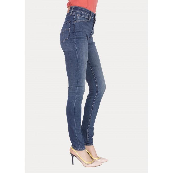 Levi´s dámské jeans 721 Hhigh Rise Skinny 18882-0075 Fine Line