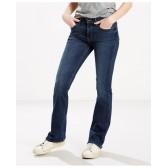 Levi´s dámské jeans 715 Bootcut Heart Of Glass 18885-0044