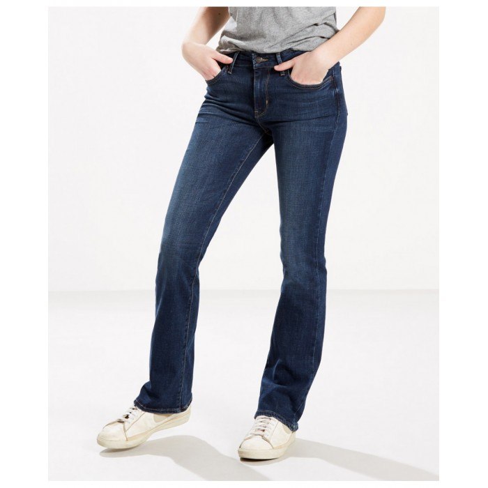 Levi´s dámské jeans 715 Bootcut Heart Of Glass 18885-0044 ... 9d0d1e404b