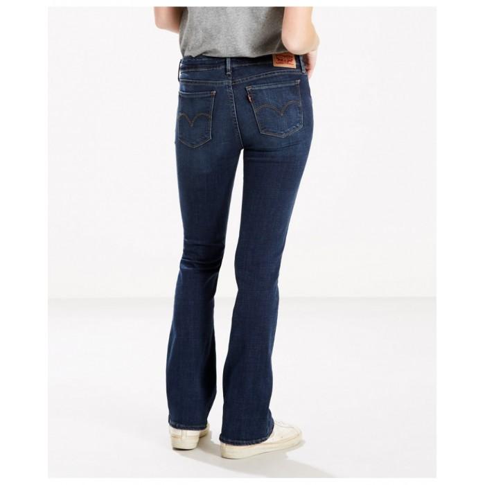 ... Levi´s dámské jeans 715 Bootcut Heart Of Glass 18885-0044 5f7e2cf23a