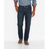 Levi´s pánské jeans 504 Straight 00514-0542 Covered Up