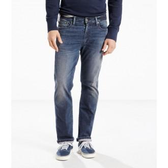 Levi´s pánské jeans 513™ SLIM STRAIGHT FIT Rose City