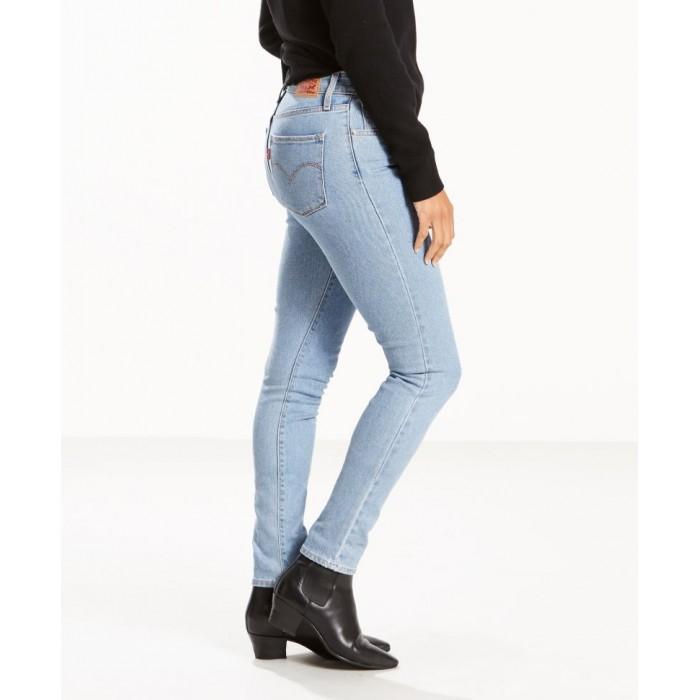 Levi´s dámské jeans 721 HIGH RISE SKINNY Vintage Blues - Prima móda 6fc695627b