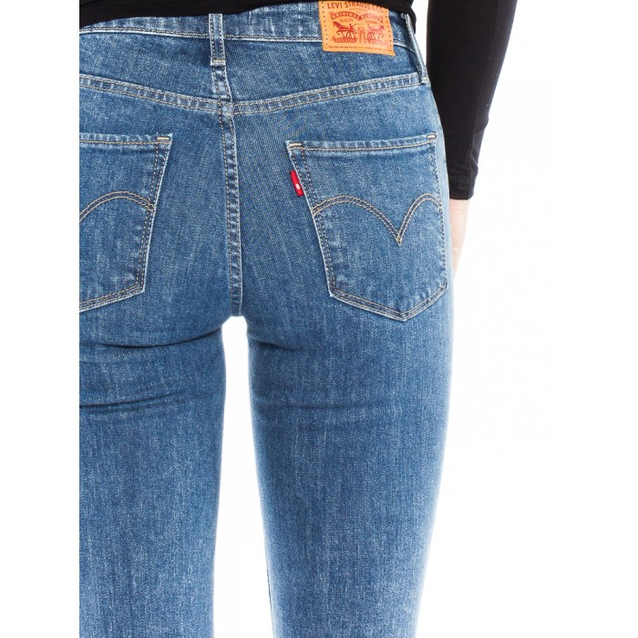 Levi´s dámské jeans 721 HIGH RISE SKINNY Charged Up - Prima móda 2b7112f558