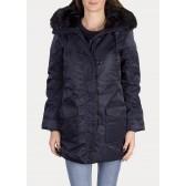 Levi´s dámská zimní bunda Katalina Down Parka Navy Blazer