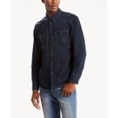 Levi´s pánská košile BARSTOW WESTERN Carbon Blackout