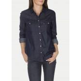 Levi´s dámská džínová košile MODERN WESTERN Authentic Dark