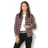 Levi´s dámská džínová košile MODERN WESTERN Cottonwood Merlot