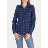 Levi's dámská košile Modern Western Shirt Dogwood Indigo