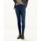 Levi´s dámské jeans MILE HIGH SUPER SKINNY Jet Setter