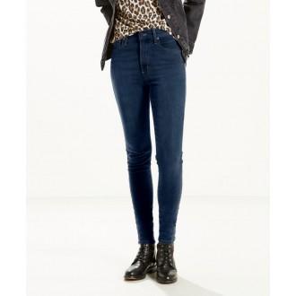 Levi´s dámské jeans MILE HIGH SUPER SKINNY Jet Setter - Prima móda 5b1d4dfb5a