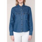 Levi's dámská džínová košile Western Shirt Orange Tab 70´s