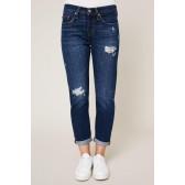 Levi´s dámské jeans 501 Taper 36197-0017 BOLT BLUE