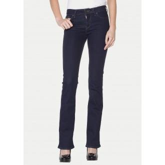 Levi´s dámské jeans 715 Bootcut Lone Wolf