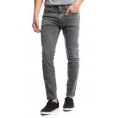 Levi´s pánské jeans -512 SLIM TAPER Berry Hill Grey