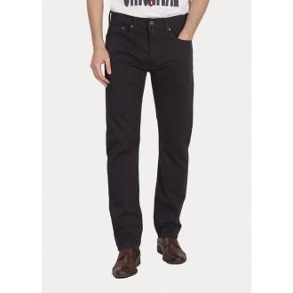 Levi´s pánské jeans 502 REGULAR TAPER Carbon Indigo Soft Wash