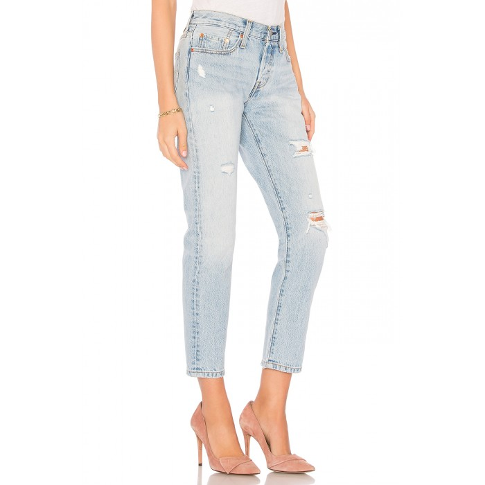 Levi´s dámské jeans 501 TAPER So Called Life