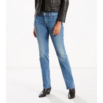 Levi´s dámské jeans 714 Straight Backtrack