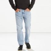 Levi´s pánské jeans 514 STRAIGHT Gingham Warp
