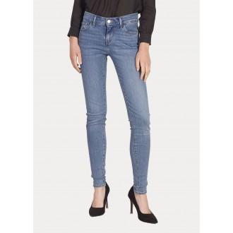 Levi's®  dámské jeans 710™ Super Skinny - Indigo Splash
