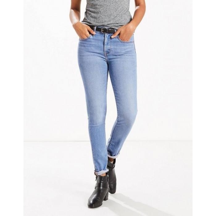 Levi´s dámské jeans 721 HIGH RISE SKINNY Thirteen