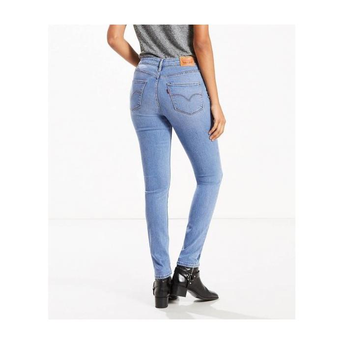 Levi´s dámské jeans 721 HIGH RISE SKINNY Thirteen - Prima móda 90a7d074ea