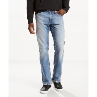 Levi´s pánské jeans 527 ™ SLIM BOOT CUT Figure Four
