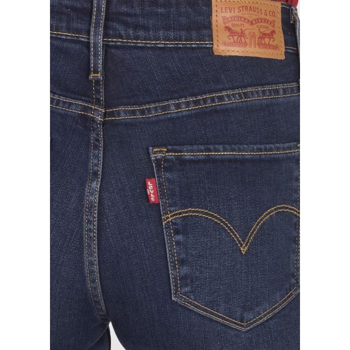 Levi´s dámské jeans 721 HIGH RISE SKINNY Amnesia
