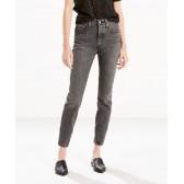 Levi´s dámaké jeans 501 SKINNY Black Coast