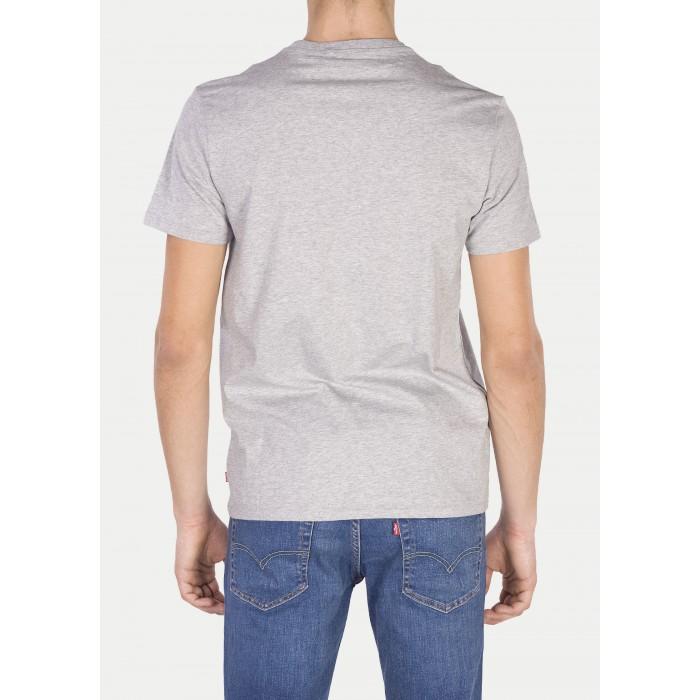 Levi´s pánské triko Sportswear Logo Graphic šedé
