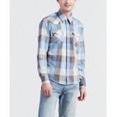 Levi´s pánská košile Barstow Western - Mallard Allure