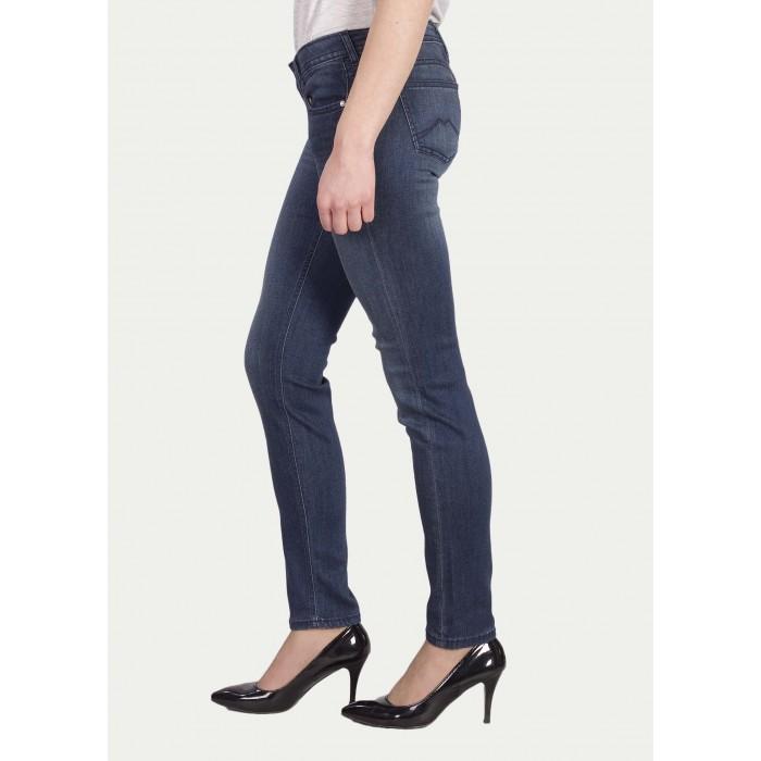 d63000c016e Mustang dámské jeans Gina Skinny 872 Denim Blue - Prima móda
